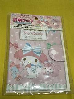 My Melody Health Card Case Sanrio