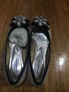 CMG Tweed Shoes