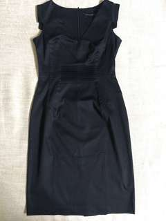 Dorothy Perkins Black Sleeveless Dress