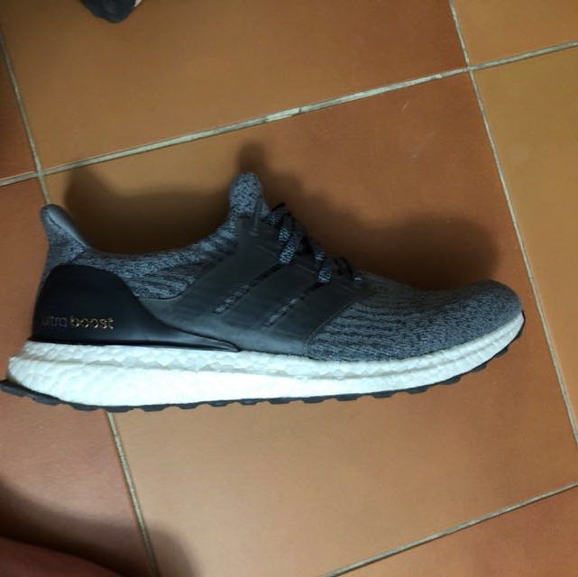 4f6cd0ca6 Adidas Ultra Boost 3.0 (Mystery Grey)