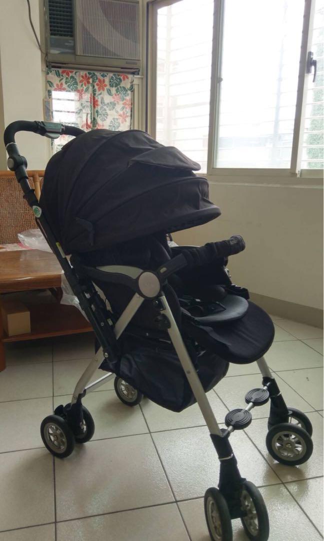 Aprica  Soraria 719 嬰兒雙向推車