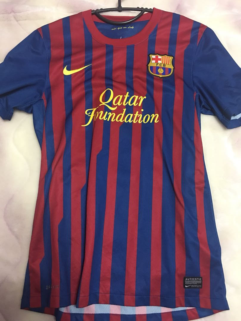 big sale a4d11 c9907 Authentic Barcelona Home Kit - small