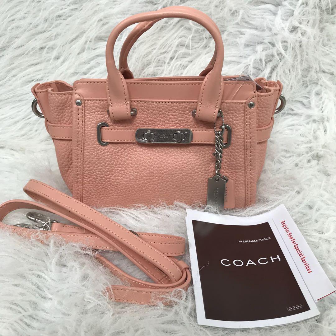 8901e05ea4 ... sweden authentic coach sling bag preloved womens fashion bags wallets  on carousell da4fd 366e0