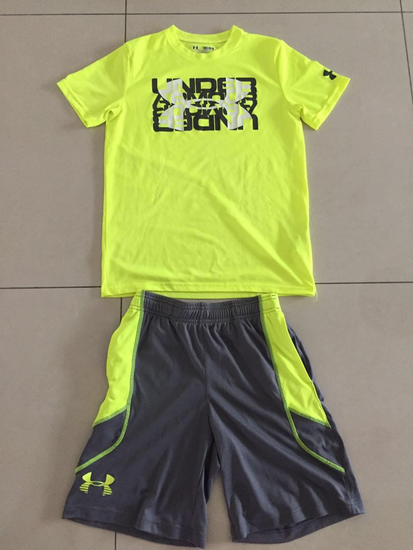 Authentic Under Armour Outfit for Boy (Reduced Price!!) 79fca1763d