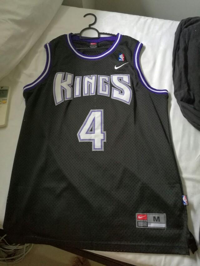 93b1f74dfc5 Basketball Jersey rare Chris webber Jersey Vintage nike, Sports ...