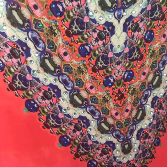 Boho Multi-Coloured Maxi Dress