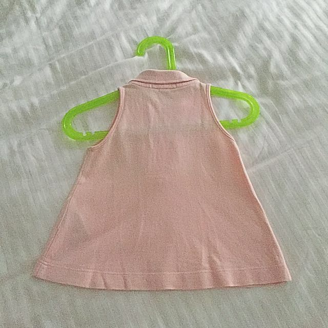 2a4cd979f4c60 Burberry Baby Girl Top