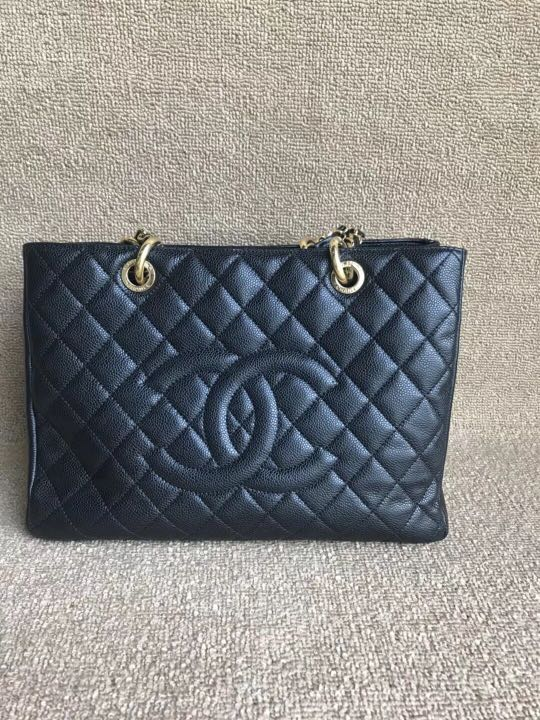07edbb382a37 Chanel GST GHW, Luxury, Bags & Wallets, Handbags on Carousell