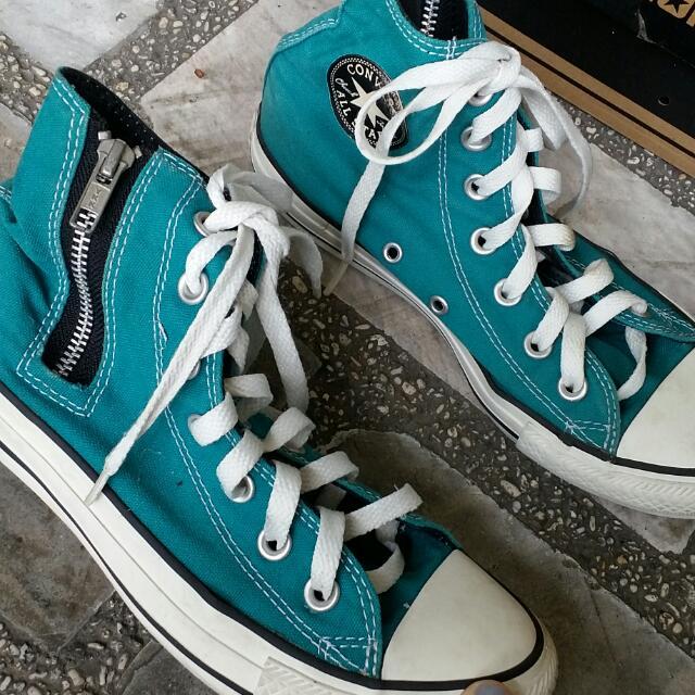 18d8af44c6fd Converse Chuck Taylor Blue Green