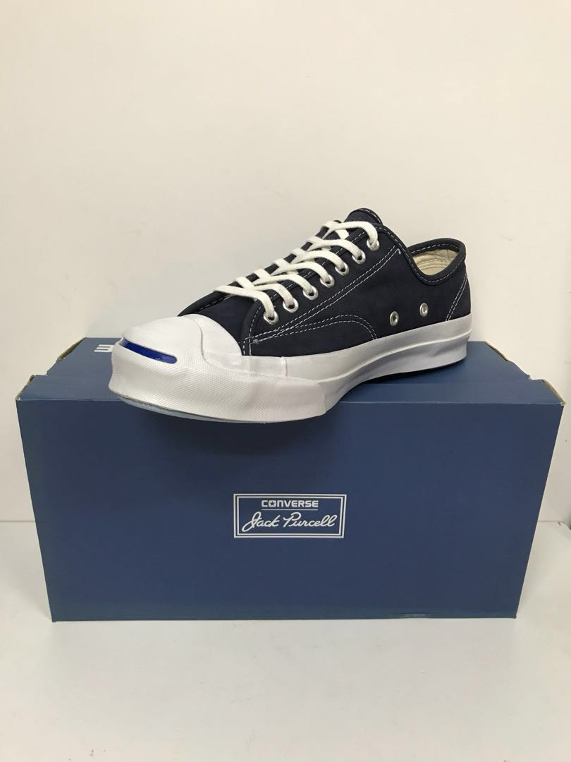 d2f4437cbc15 CONVERSE JACK PURCELL SIGNATURE LEATHER OX INKED UNKED