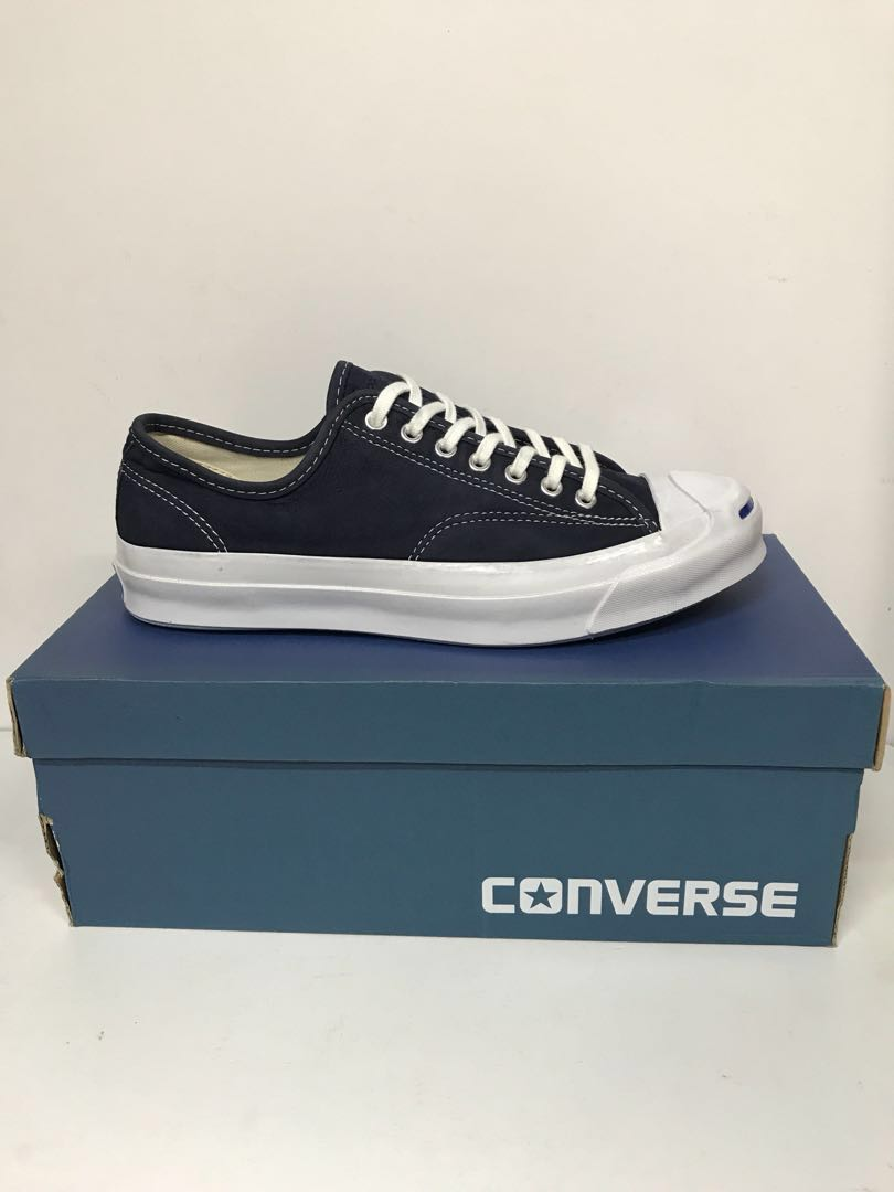 ae3ccc57bad602 CONVERSE JACK PURCELL SIGNATURE LEATHER OX INKED UNKED