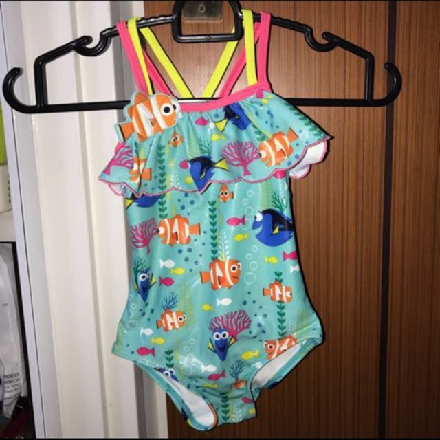 Disney Baby Finding Dory Swimming Wear Swimsuit Swim Costume