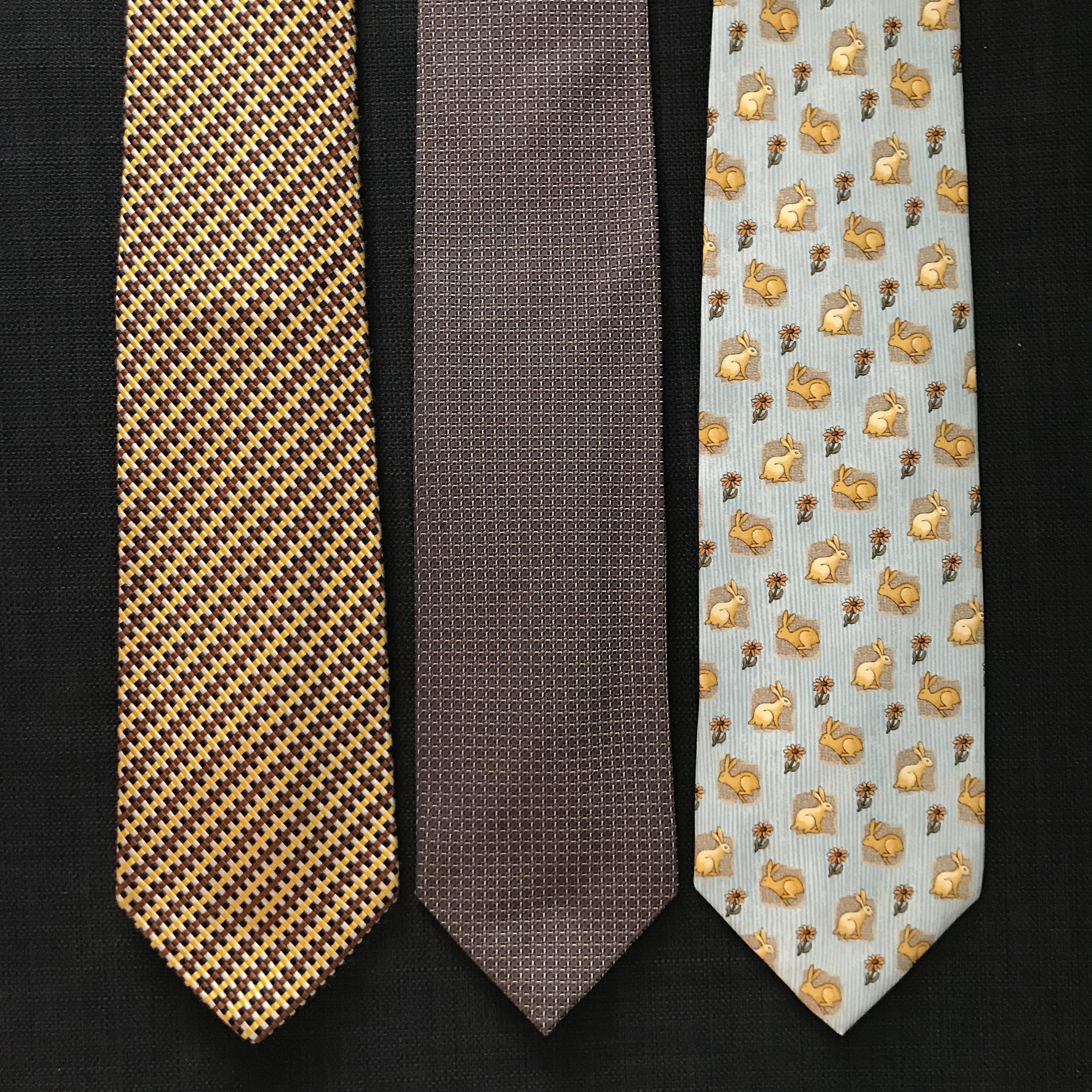 2c9c6daf Ermenegildo Zegna ties, Men's Fashion, Accessories, Ties & Formals ...