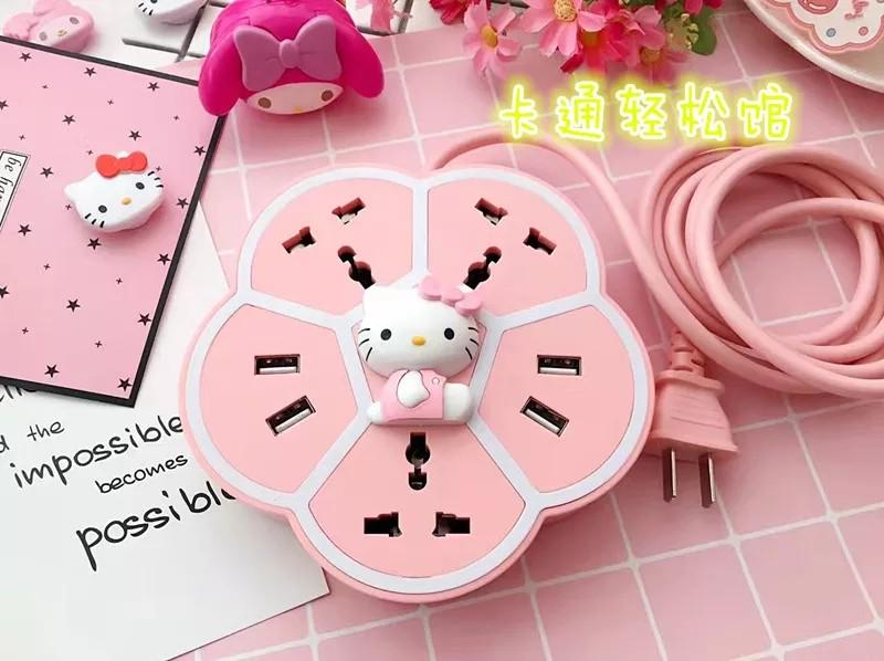 Hello kitty cable
