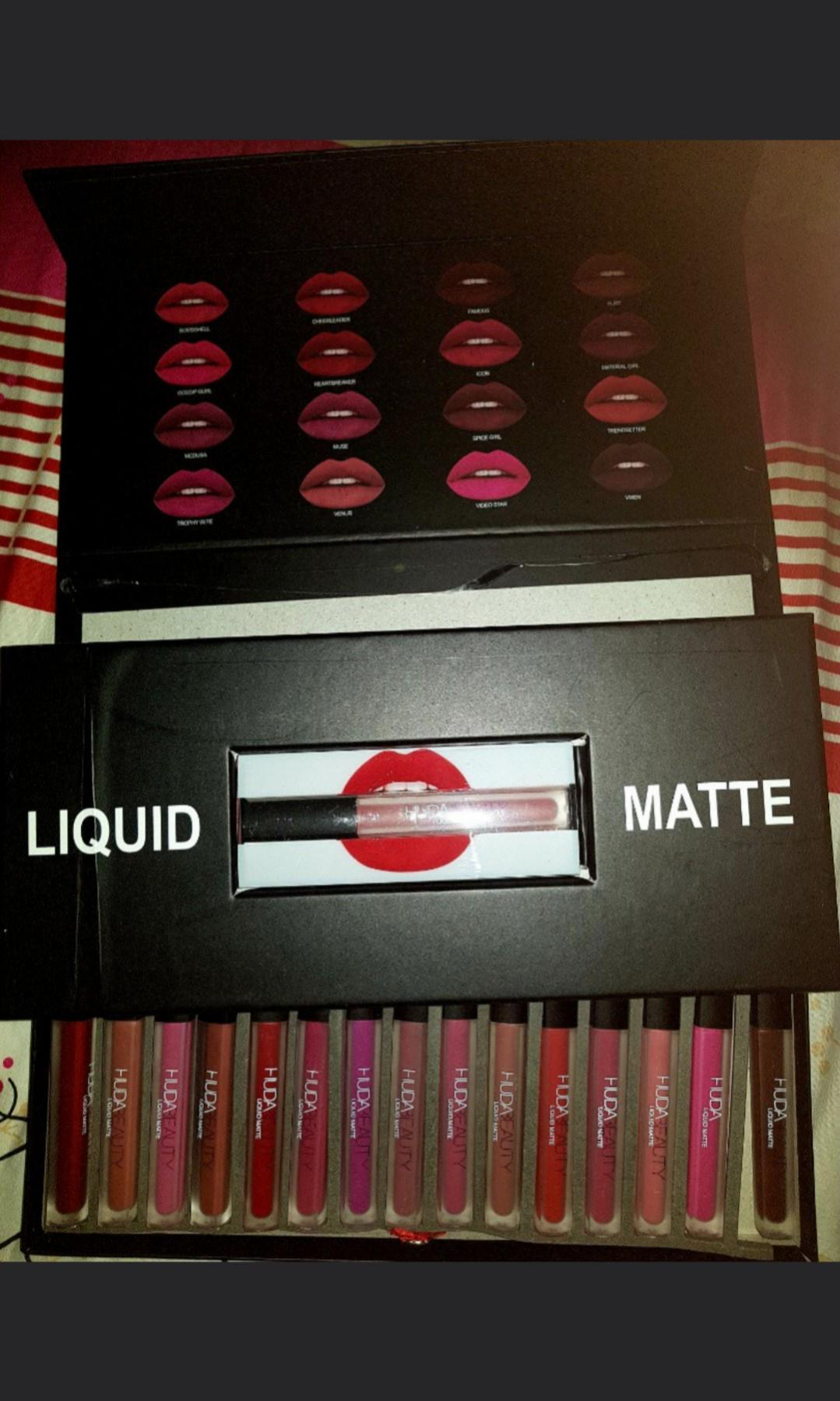 Huda Beauty Liquid Matte