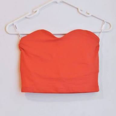 03f214d7c65 Kookai basic strapless top size 1, Women's Fashion, Clothes on Carousell