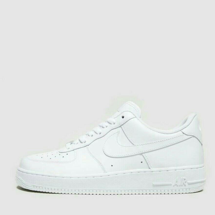 Nike Air Force 1 Triple White f6774f715