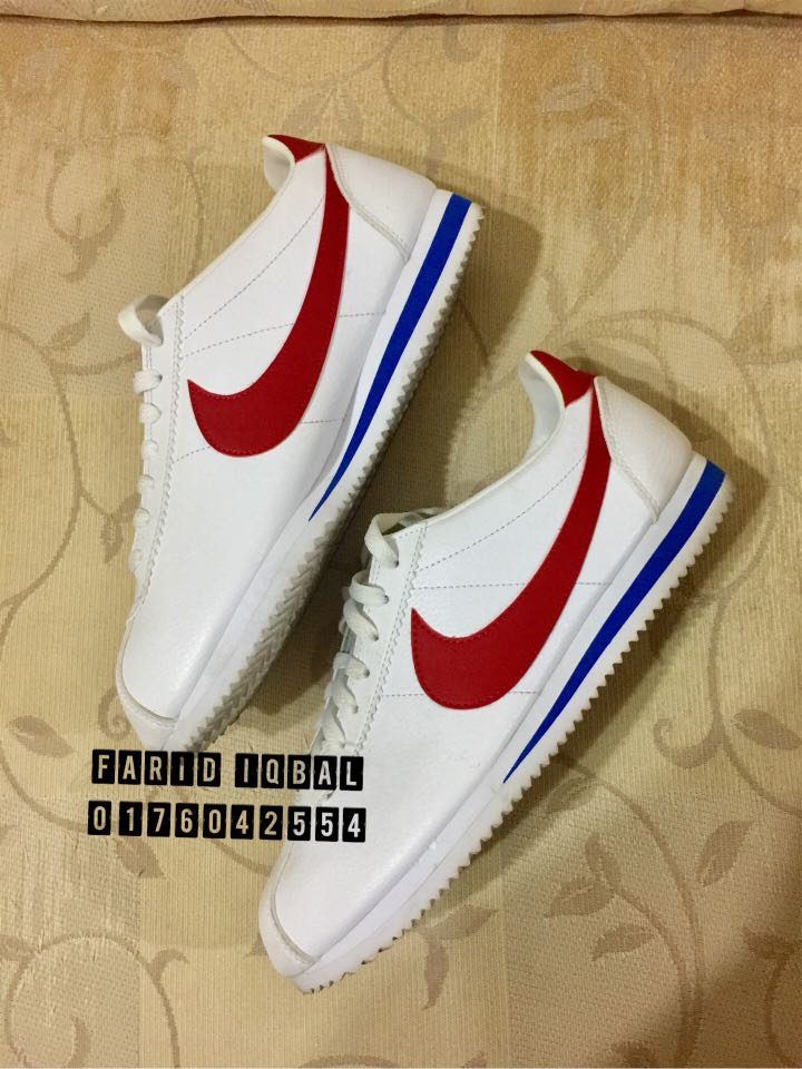 the latest 59c88 0043b Nike Cortez - Forrest Gump, Men s Fashion, Footwear on Carousell