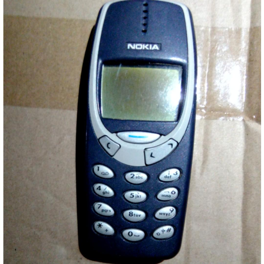 Old Antique Vintage Nokia Mobile Phone 3310 Or 3330 Mobile Phones Tablets Others On Carousell