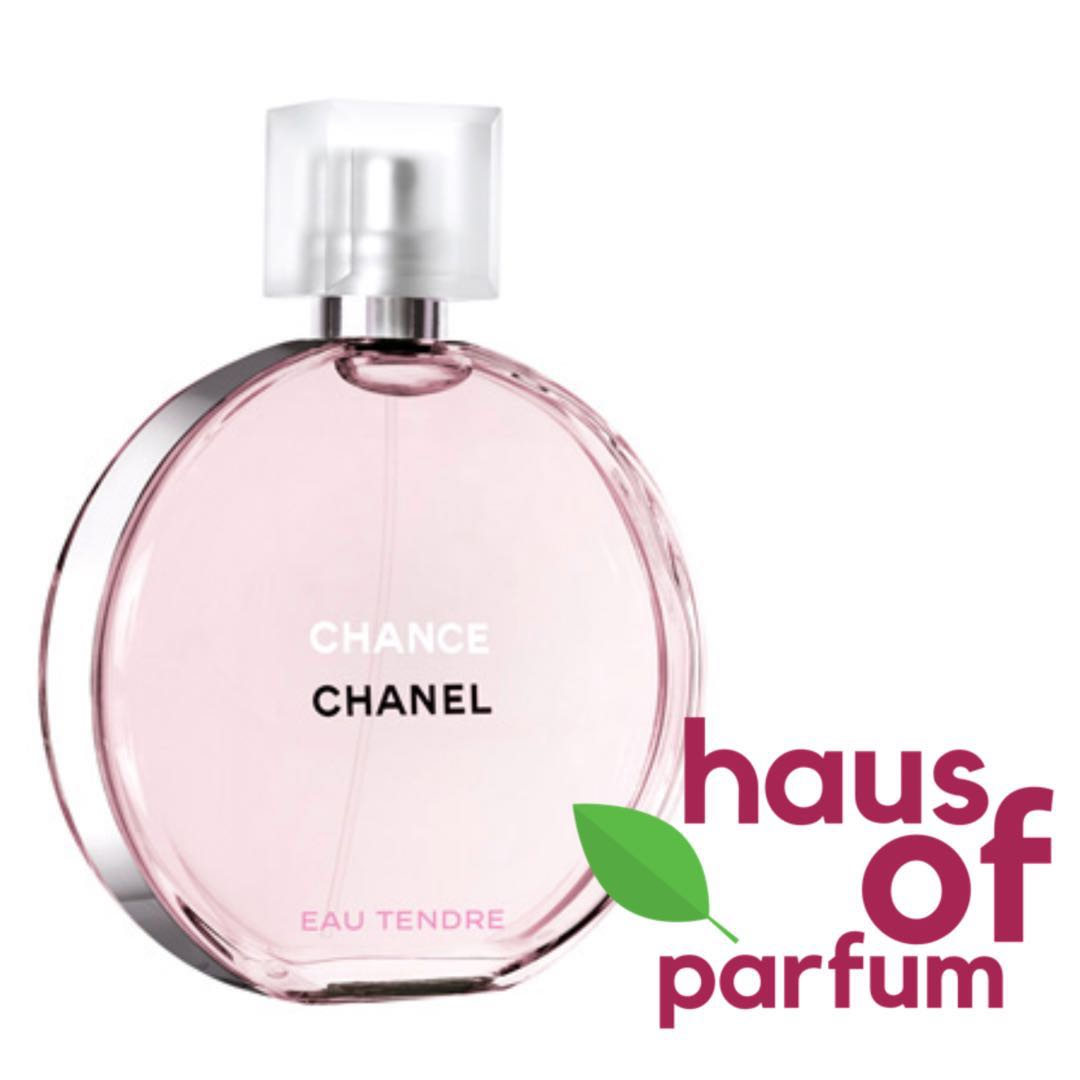 Original Chanel Chance Eau Tendre Perfume 100ml Health Beauty