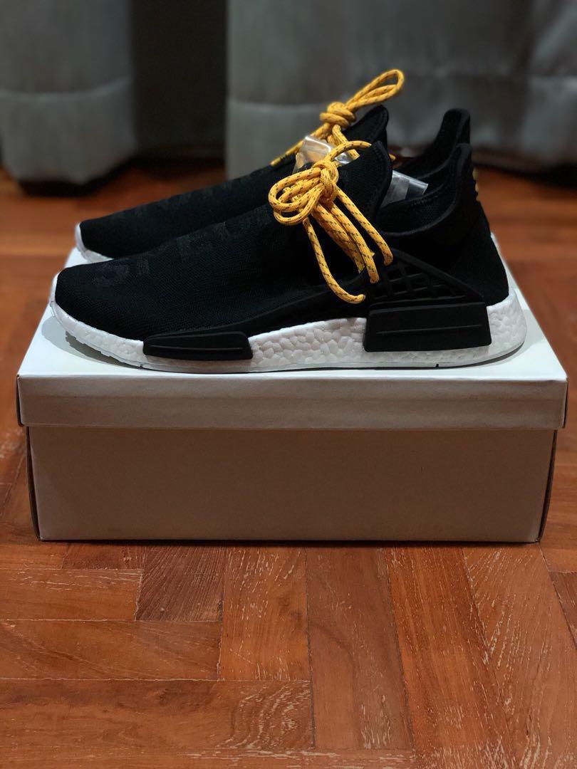 65c29331b Pharrell Williams x Adidas Human Race NMD OG Black