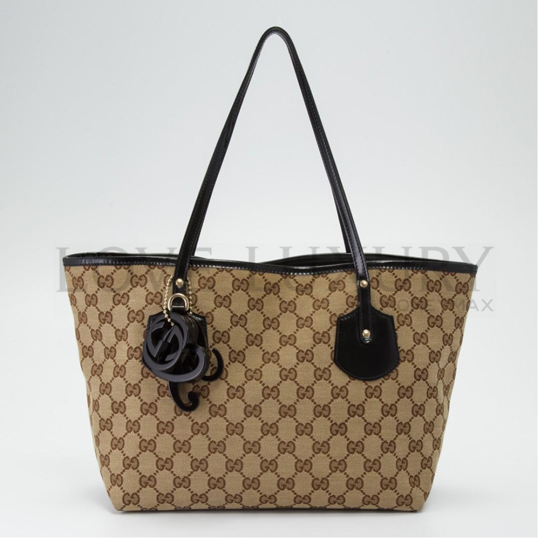 ab6d20b5b608 Preowned Gucci, Small Tote Bag - 211976 (POB0006124), Luxury, Bags ...