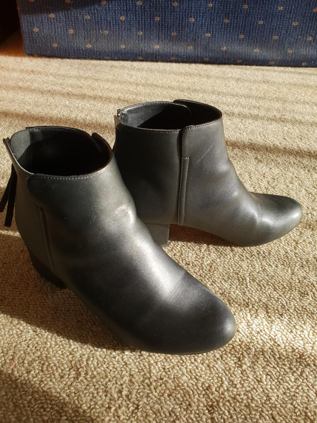 Pulp boots