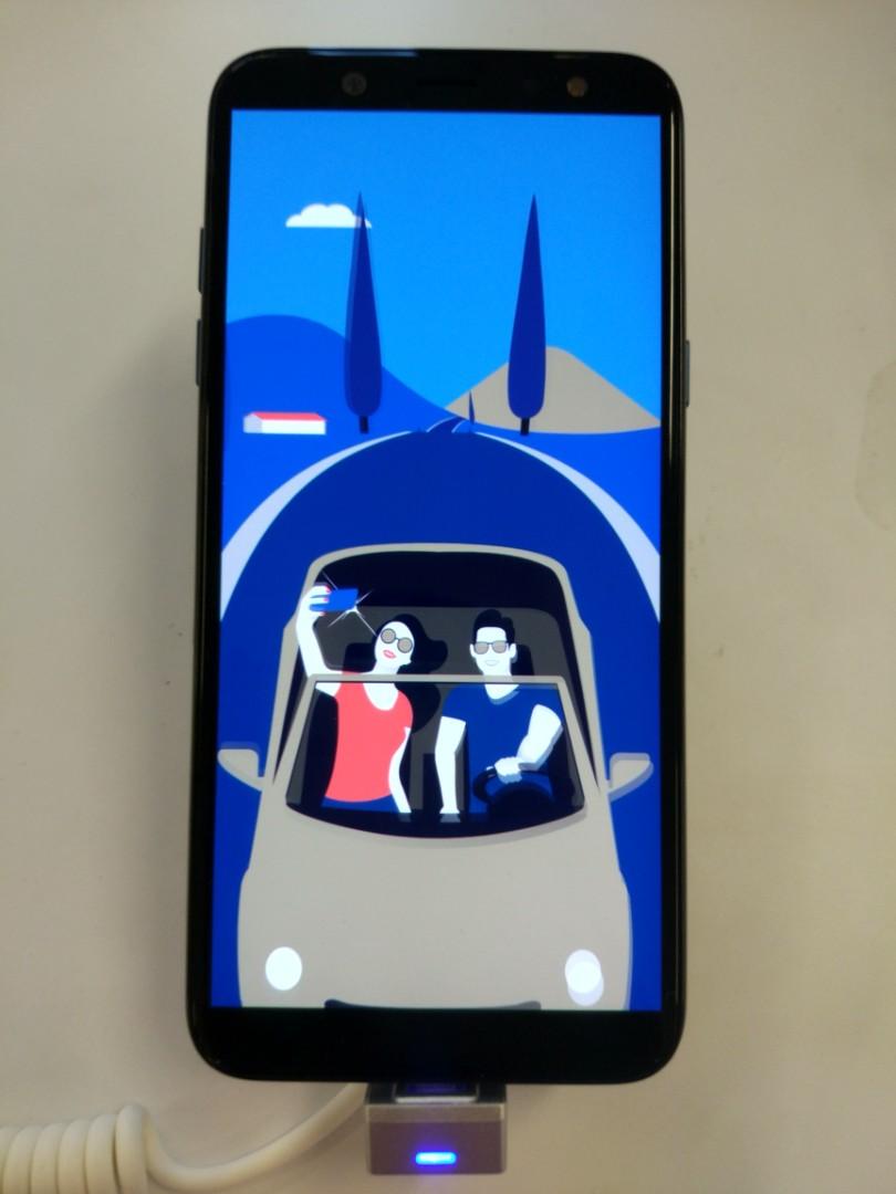 Samsung Galaxy A6 Promo Free 1X Angsuran Tanpa Kartu Kredit Proses