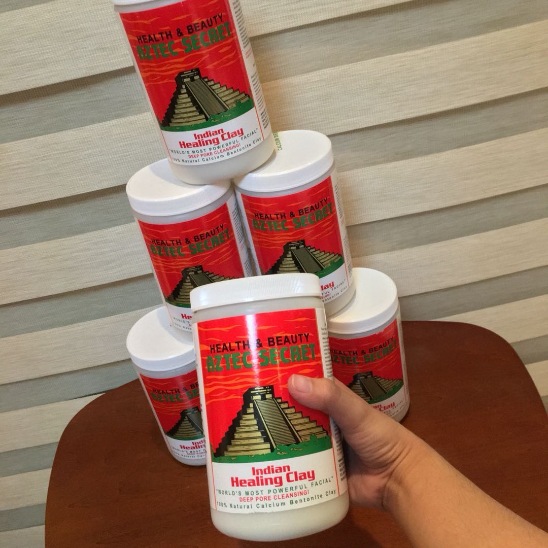 TAKAL Aztec Clay Mask w/ ACV on Carousell