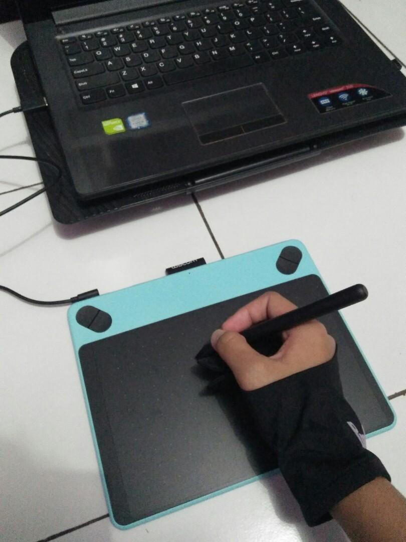 Wacom Intuos Art Cth 490b0 Hitam Gratis Softcase Antigores Daftar Draw Ctl 490 Small Blue Ctl490 W0 Free Elektronik Lainnya