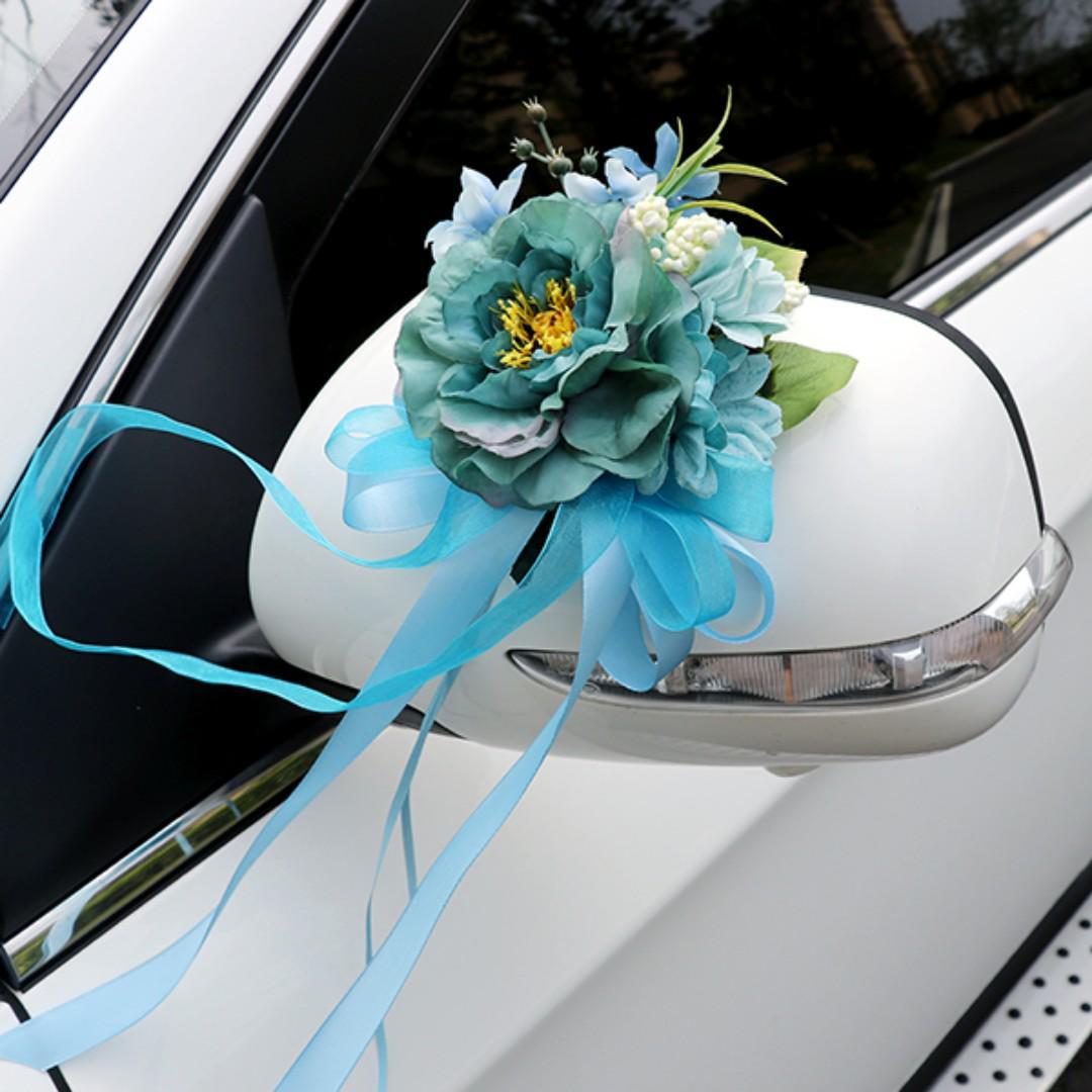 Wedding Car Ribbon