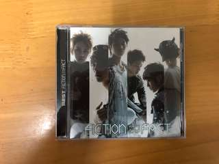 Beast - Fact and Fiction台壓版 80%new
