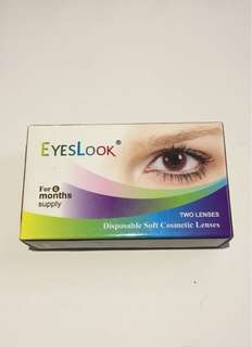 EyesLook soft lenses