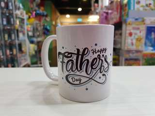 Father's Day Mugs (Personalized Service Available)