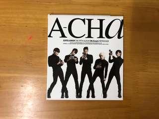 Super Junior - A-Cha 90%new