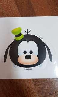 Disneyland Goofy sticker