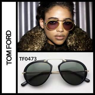 Tom Ford Tf0473 Aaron sunglasses 太陽眼鏡