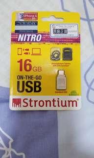 兩用 USB 16GB