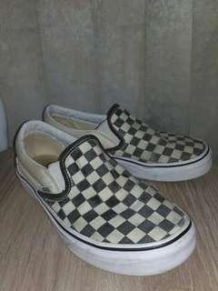 Vans Slip-On Checkerboard BW