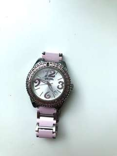 Folli Follie Diamond Watch