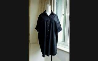 🚚 日本EP 寬鬆連袖長版衣