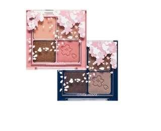 Etude house cherry blossom palette