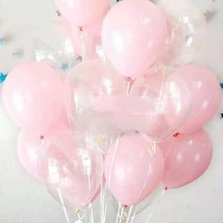Helium Balloon 10inch 1psc
