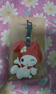My Melody Luggage Tag