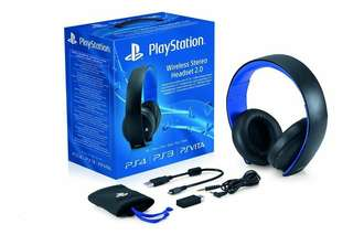 Sony PS4 Gaming Headset