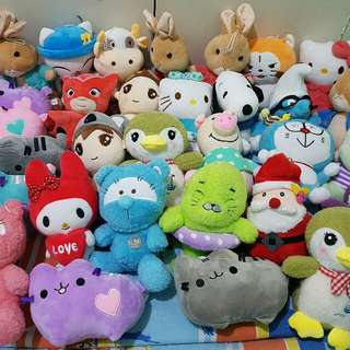 Brand new Assorted stuff toys