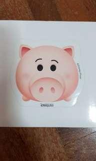 Disneyland Hamm Sticker