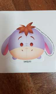 Disneyland Eeyore Sticker