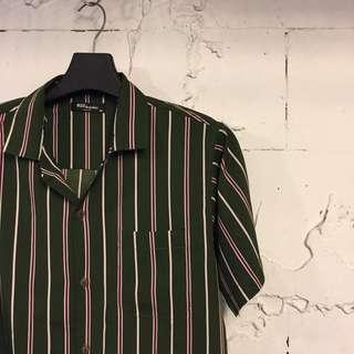 trendy stripes polos
