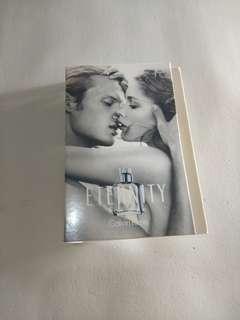 Vial Parfum Calvin Klein Eternity 1,2ml EDT